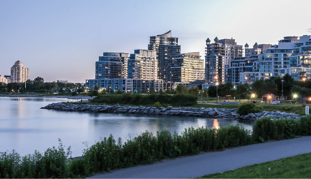 Etobicoke condos for sale
